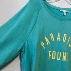 Victoria's Secret Tops - Victoria's Secret Paradise Found Pullover